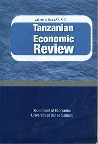 View Vol. 9 No. 1 (2019): Tanzanian Economic Review
